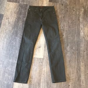 Kids 7FAM Slim Straight Leg Jeans 12